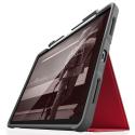 STM-DUXPLIPAD12918RED - Etui iPad 12.9 (2018) STM série Dux-Plus coloris rouge