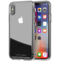 TECH21-CLEARIPXNOIR - Coque antichoc Pure-Clear iPhone Xs de Tech21 coloris fumé