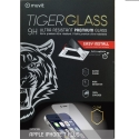TIGER-IP8PLUS - Protection écran incurvé 3D iPhone 7/8 Plus Tiger-Glass avec applicateur