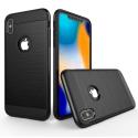 TOUGHARMOR-IPXSMAXNOIR - Coque renforcée iPhone XS Max Tough Armor antichoc coloris noir