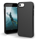 UAG-IP78-BIONOIR - Coque UAG robuste bio-dégradable série Outback iPhone 7/8/SE(2020) noir