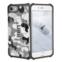 UAG-IPH78-A-WC - Coque UAG iPhone 7/8 série Pathfinder antichoc coloris camouflage blanc