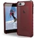UAG-IPH8-7PLS-YCR - Coque UAG Plyo pour iPhone 8 Plus coloris rouge Crimson