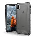 UAG-IPXSM-PLYOASH - Coque iPhone Xs Max de UAG série Plyo coloris fumé antichoc
