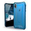 UAG-IPXSM-PLYOBLEU - Coque iPhone Xs Max de UAG série Plyo coloris bleu antichoc