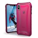 UAG-IPXSMAX-PLYOROSE - Coque iPhone XS-Max de UAG série Plyo coloris rose antichoc