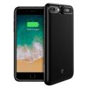 USAMS-CD106 - Coque iPhone 6/7/8 Plus avec batterie intégrée 4000 mAh