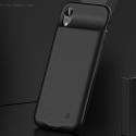USAMS-CD68 - Coque iPhone XR avec batterie intégrée 4000 mAh