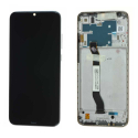 XIAOMI-FACENOTE8BLANC - Ecran complet origine Xiaomi Redmi Note 8 Vitre tactile + LCD avec châssis coloris blanc