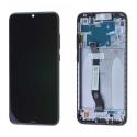 XIAOMI-FACENOTE8NOIR - Ecran complet origine Xiaomi Redmi Note 8 Vitre tactile + LCD avec châssis coloris noir