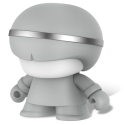 XOOPAR-BOY3WGRIS - Enceinte bluetooth Xoopar Mini Boy coloris gris